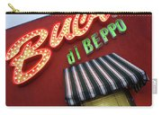 Buca Di Beppo Carry-all Pouch