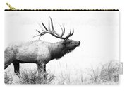Bull Elk In Rut Carry-all Pouch
