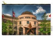 Bullock Texas State History Museum Carry-all Pouch