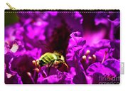 Bumble Bee On A Rhodedendron  Carry-all Pouch