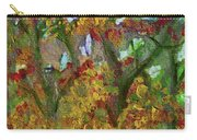 Bursting With Color Carry-all Pouch