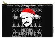 Burt Reynolds Christmas Shirt Carry-all Pouch