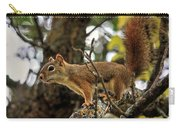 Bushy Tailed  Carry-all Pouch