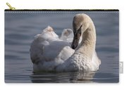 Busking Cygnet Carry-all Pouch