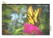 Butterfly Likeness  Carry-all Pouch