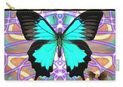 Butterfly Patterns 20 Carry-all Pouch