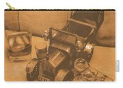 Bygone Bourbon Carry-all Pouch