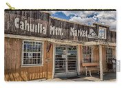 Cahuilla Mountain Market Carry-all Pouch by Alison Frank