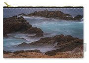 California Coastal Water Motion Carry-all Pouch