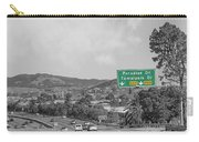 California Highway 101 Carry-all Pouch