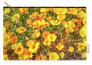 California Poppies - 2019 #3 Carry-all Pouch
