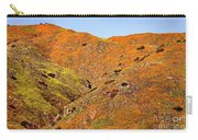 California Poppy Hills Carry-all Pouch