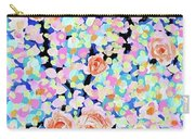 California Rose Garden Carry-all Pouch