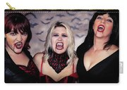 Call Of The Vampires Women Carry-all Pouch
