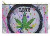Cannabis With Love Carry-all Pouch