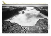 Cape Perpetua Carry-all Pouch by Whitney Goodey