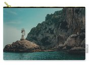 Capri Lighthouse Carry-all Pouch