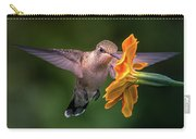 Capturing The Moment Carry-all Pouch by Allin Sorenson