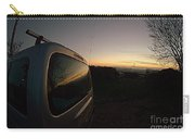 Car Sunset Carry-all Pouch