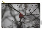 Cardinal On The Limb Carry-all Pouch