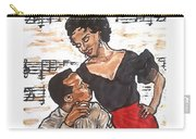 Carmen Jones - That's Love Carry-all Pouch