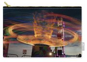 Carnival Rides Motion Blur Carry-all Pouch