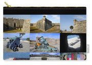 Castillo De San Marcos National Monument Carry-all Pouch