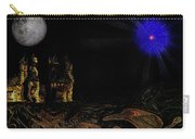 Castle In The Night Carry-all Pouch