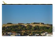 Castle Of Castro Marim From The Hill Carry-all Pouch