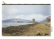 castle Stalker in late autumn Carry-all Pouch
