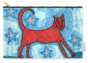 Cat By Starlight Carry-all Pouch