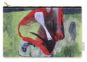 Cat With Other Garden Animals Carry-all Pouch