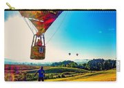 Catch Me If You Can. Carry-all Pouch by Kendall McKernon