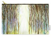 Cathedral Forest Carry-all Pouch by Darren Cannell