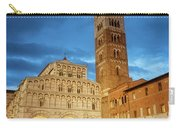 Cathedral Lucca Italy Carry-all Pouch