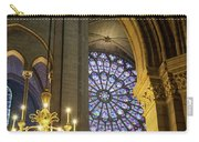 Cathedrale Notre Dame De Paris Carry-all Pouch by Brian Jannsen