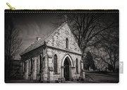 Cedar Hill Chapel Carry-all Pouch