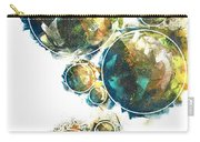Celestials - Interstellar II Carry-all Pouch by Joel Tesch