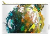 Celestials - Interstellar V Carry-all Pouch by Joel Tesch
