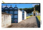 Cemetery Path Carry-all Pouch by Tom Singleton