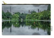 Central Park Reflections Carry-all Pouch
