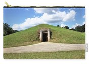 Indian Mound At Ocmulgee National Monument 1 Carry-all Pouch