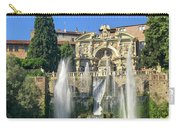 Fountain Of Neptune Carry-all Pouch
