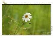 Chamomile Or Daisy? Carry-all Pouch