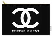 Chanel Fifth Element-2 Carry-all Pouch