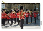 Changing Of The Guard In Ottawa Ontario Canada Carry-all Pouch