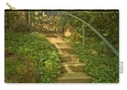Chateau Montelena Garden Stairway Carry-all Pouch