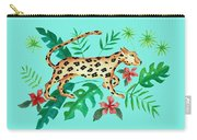 Cheetah's Hunt Carry-all Pouch