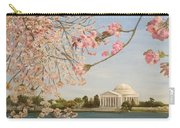 Cherry Blossoms At The Tidal Basin Carry-all Pouch