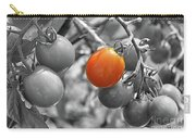 Cherry Tomatoes Partial Color Carry-all Pouch